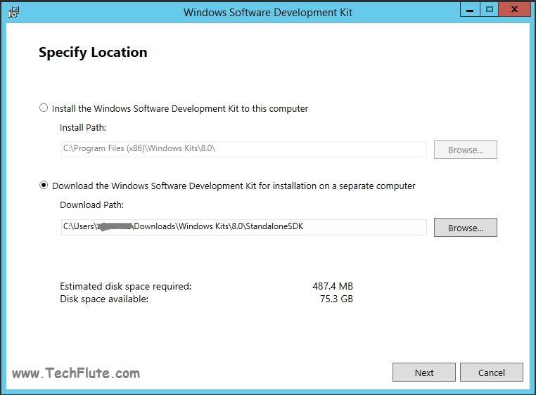 Windows 8 SDK