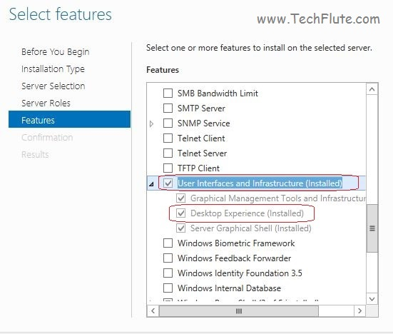 Sticky Notes in windows Server 2012