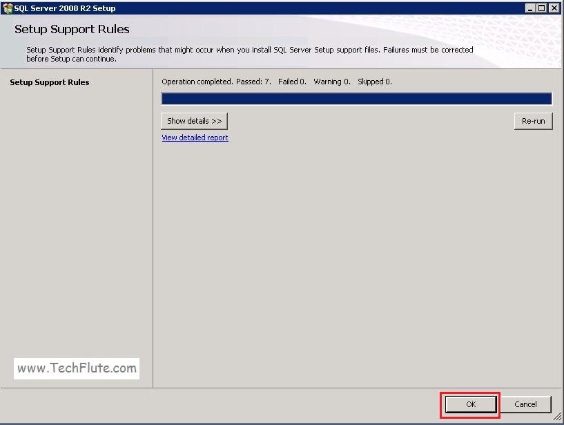 SQL 2008 R2 Installation