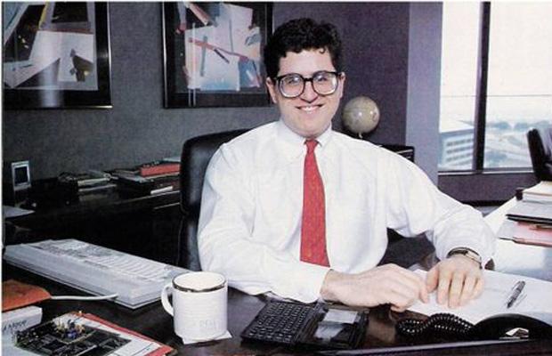 Michael Dell Desk