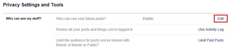 Facebook Made All Public Posts Searchable